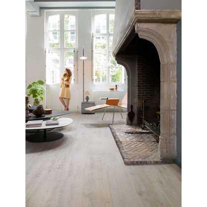 Quickstep Imperio Rough Grey Oak Oiled IMP1628S Engineered Wood Flooring