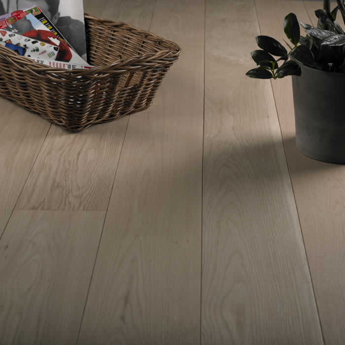 Natura 20mm Oak Ironbark Raw Engineered Wood Flooring