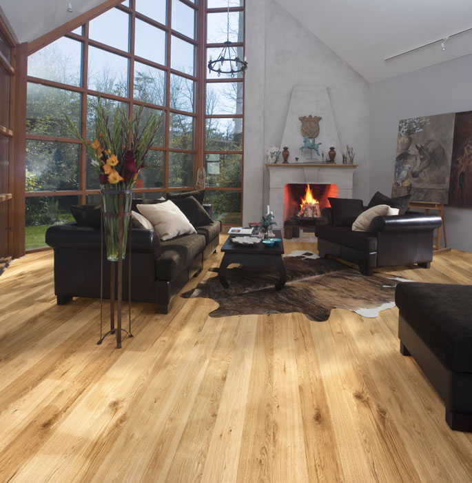 Kahrs Oak Winchester Engineered Wood Flooring