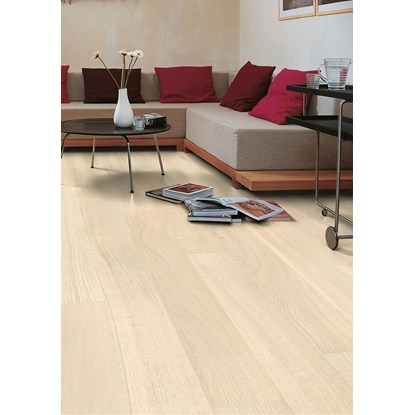 Quickstep Palazzo Polar Oak Matt PAL1340S Engineered Wood Flooring