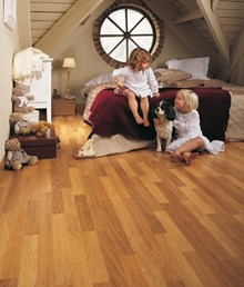 Quickstep Classic Enhanced Oak Natural QST013 Laminate Flooring