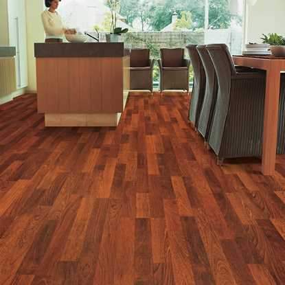 Quickstep Classic Hydro Enhanced Merbau CL1039 Laminate Flooring