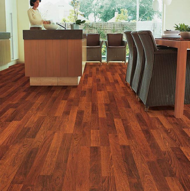 Quickstep Classic Enhanced Merbau CL1039 Laminate Flooring