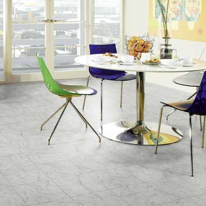 Karndean Knight Tile Carrara T90 Vinyl Flooring