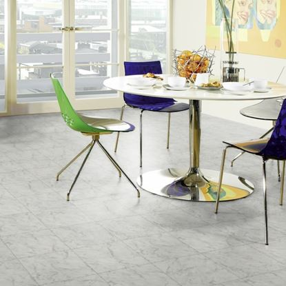 Karndean Knight Tile Carrara T90 Vinyl Flooring