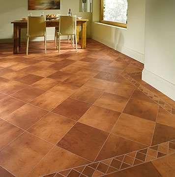Karndean Knight Tile Fired Clay Tc48 Vinyl Flooring