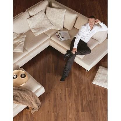 Quickstep Eligna Oiled Walnut Planks U1043 Laminate Flooring