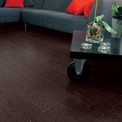 Quickstep Perspective Wenge Planks UF1000 Laminate Flooring