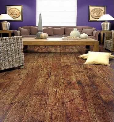 Quickstep Perspective Antique Oak Planks Uf861 Laminate