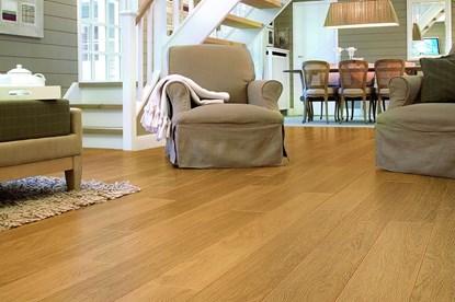 sàn gỗ Quickstep sản xuất tại Bỉ