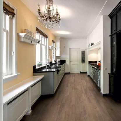 Quickstep Variano Royal Grey Oak Oiled VAR1631S Engineered Wood Flooring