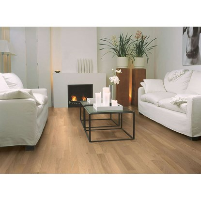 Quickstep Villa Pure Oak Matt VIL1360L Engineered Wood Flooring