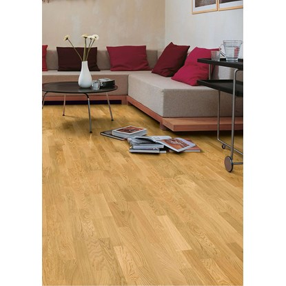 Quickstep Villa Natural Noble Oak Satin VIL1361 Engineered Wood Flooring