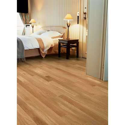 Quickstep Villa Natural Noble Oak Matt VIL1362LS Engineered Wood Flooring