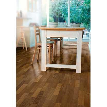 Quickstep Villa Havana Smoked Oak Matt VIL1369S Engineered Wood Flooring
