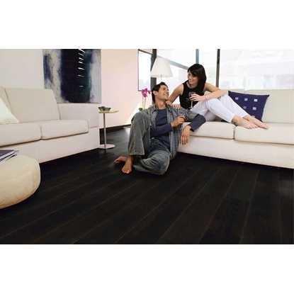 Quickstep Villa Wenge Oak Silk VIL1370S Engineered Wood Flooring