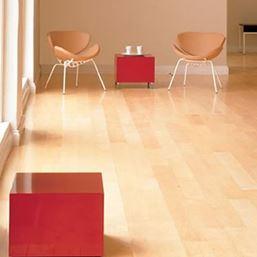 Junckers 22mm Maple Classic Solid Wood Flooring