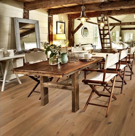 Kahrs Artisan Oak Wheat Engineered Wood Flooring