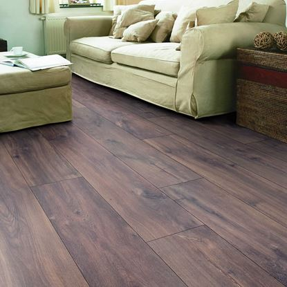 Quickstep Classic Midnight Oak Brown CLM1488 Laminate Flooring