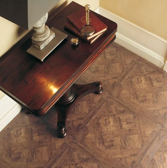 Quickstep arte versailles light oak tile uf1155 laminate for Quickstep flooring uk