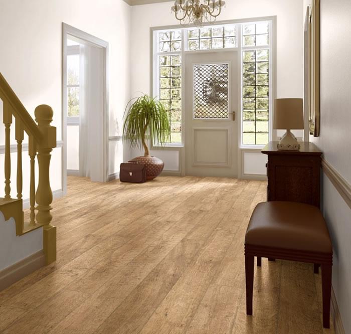 Pictures of rooms with laminate flooring home design ideas for Harvest oak laminate flooring