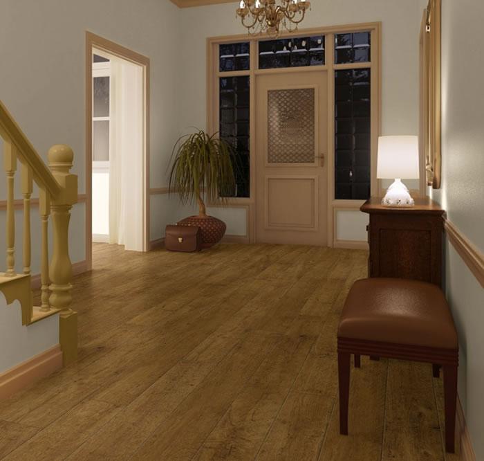 Quickstep perspective harvest oak uf860 laminate flooring for Harvest oak laminate flooring
