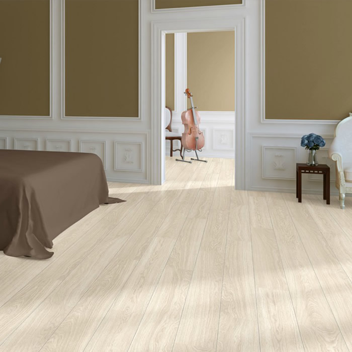 Quickstep perspective oak white oiled ulw1538 laminate for White laminate flooring