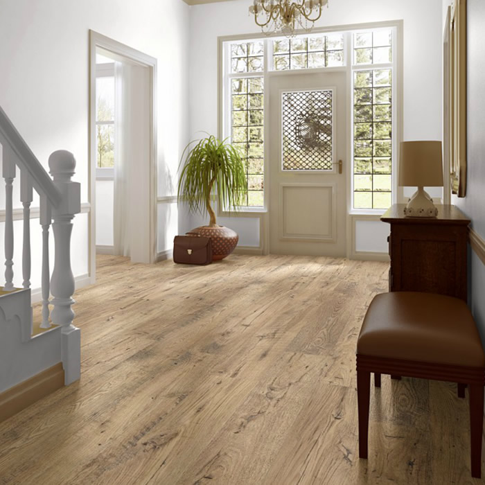 Quickstep Eligna Reclaimed Chestnut Natural Uw1541
