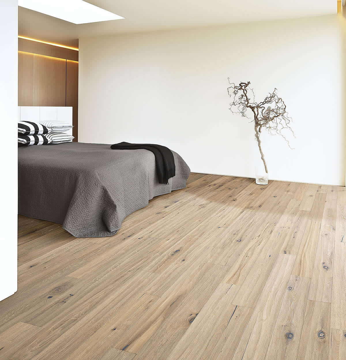 kahrs oak trench engineered wood flooring. Black Bedroom Furniture Sets. Home Design Ideas