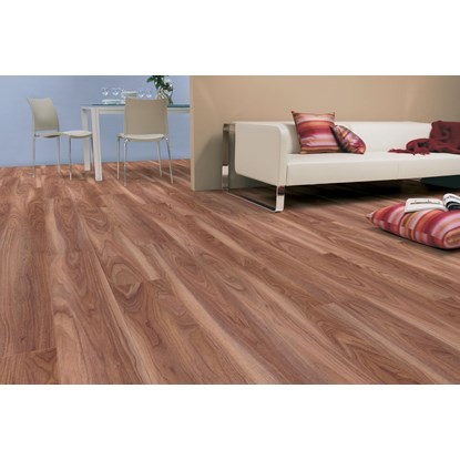 Kaindl Natural Touch Varnished Walnut Laminate Flooring