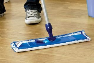 Steam Cleaning Your Floor