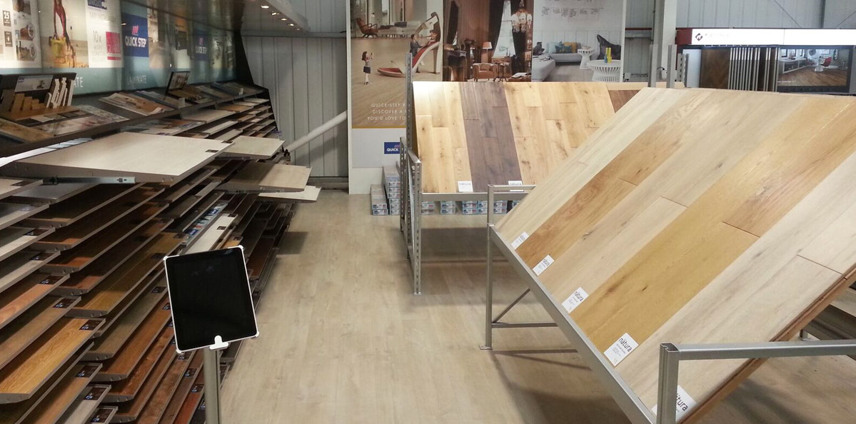 Croydon Showroom - Wood Flooring Store Croydon FlooringSupplies.co.uk