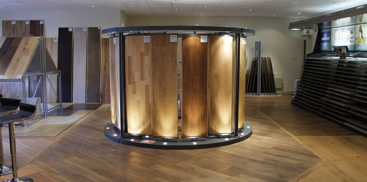 Thetford Showroom - Wood Flooring Store Thetford FlooringSupplies.co.uk