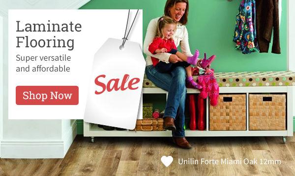 Laminate Flooring Sale