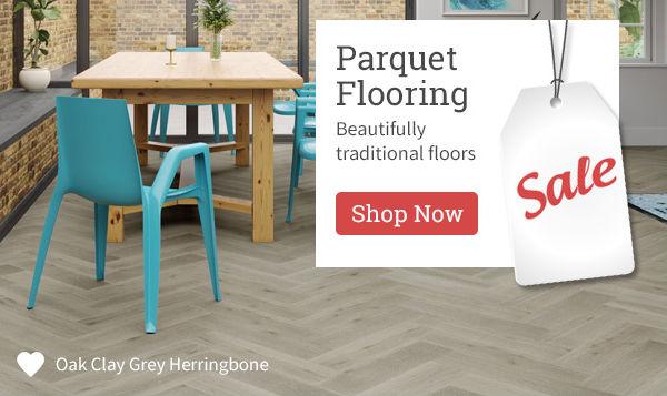 Parquet Flooring Sale