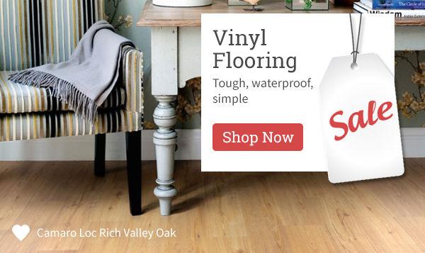 LVT Vinyl Flooring Sale